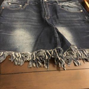 Ashley Stewart Shorts Size 18 💥2 for $8 Deal💥